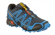Salomon Men's Speedcross 3 deep blue/union blue/black